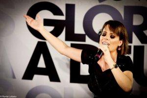 Gravação do CD Glória a DEUS