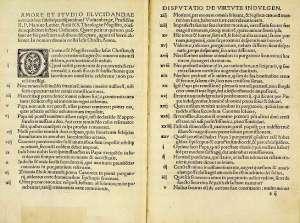 95 Teses de Lutero.